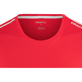 Craft Mind Running Shirt sleeveless Men red
